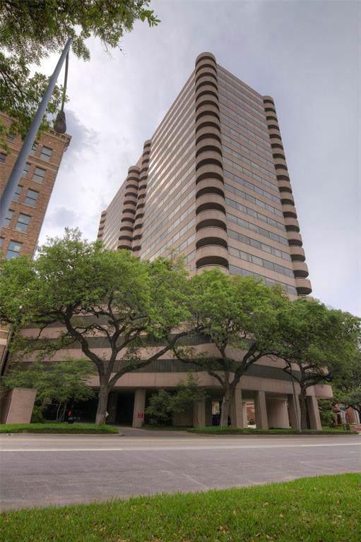 5000 Montrose Boulevard 8B, Houston, TX 77006 (MLS #16815551) :: Green Residential