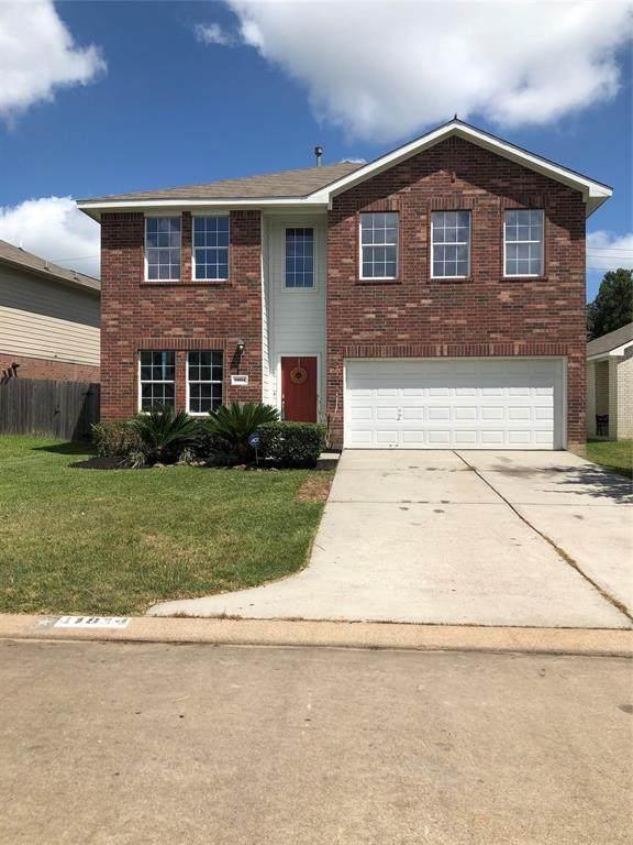 11814 Elizabeth Court, Pinehurst, TX 77362 (MLS #16889851) :: The Queen Team