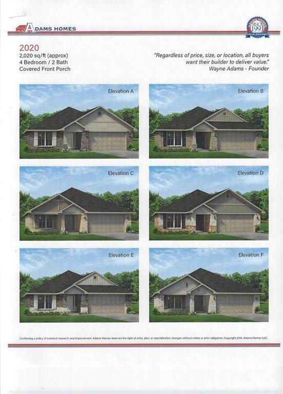 490 Terra Vista Circle, Montgomery, TX 77356 (MLS #17440255) :: The Home Branch