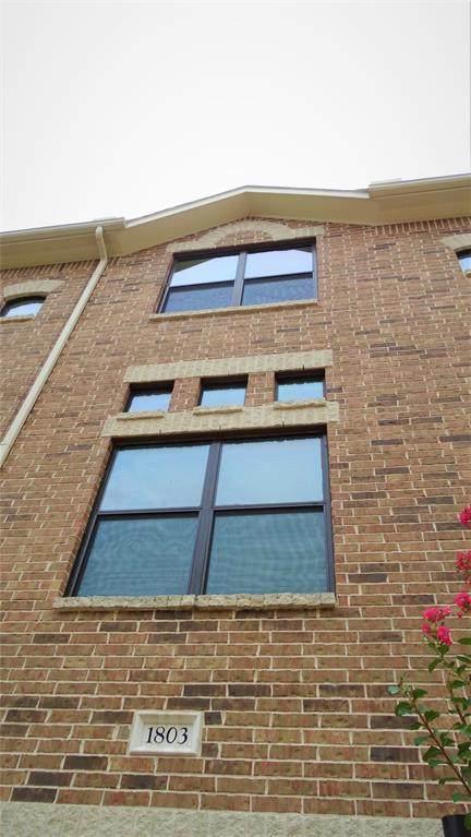 8715 Meadowcroft Drive #1803, Houston, TX 77063 (MLS #17708115) :: Ellison Real Estate Team
