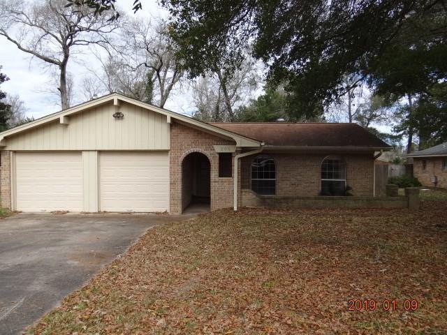 206 Red Oak Street, Livingston, TX 77351 (MLS #17978688) :: The Bly Team