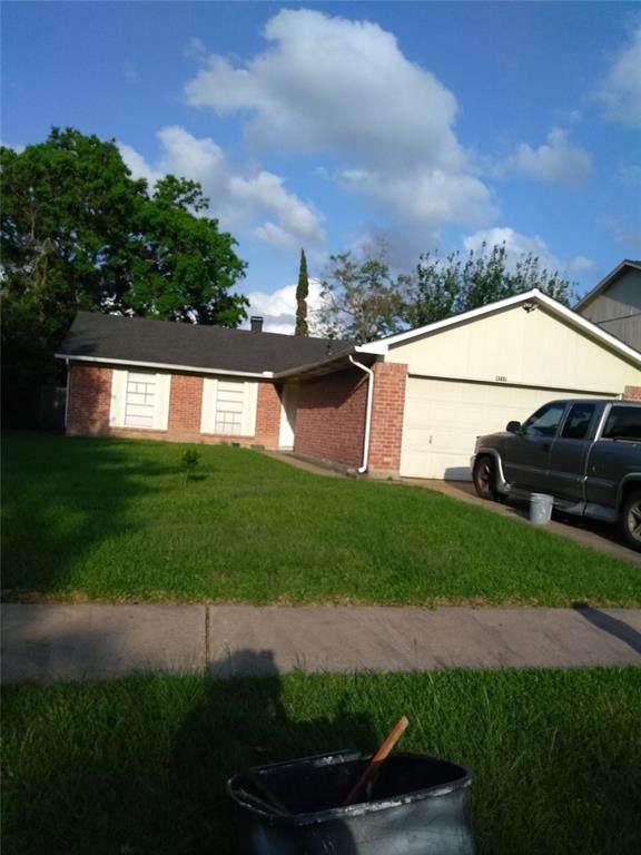 6718 New World Drive, Katy, TX 77449 (MLS #18267675) :: Rachel Lee Realtor