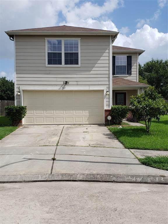 363 Remington Harbor Court, Houston, TX 77073 (MLS #18304234) :: Bay Area Elite Properties