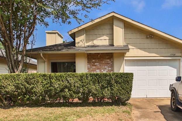 17708 Northhagen Drive, Houston, TX 77084 (MLS #18314016) :: Ellison Real Estate Team