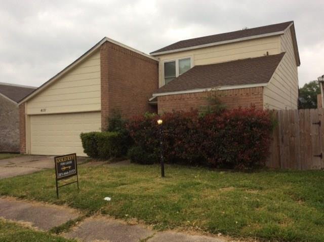 4131 Yupon Ridge Drive, Houston, TX 77072 (MLS #18336565) :: The Heyl Group at Keller Williams