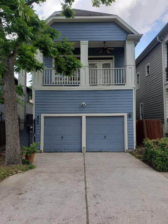 403 E 25th Street, Houston, TX 77008 (MLS #18410870) :: Giorgi Real Estate Group
