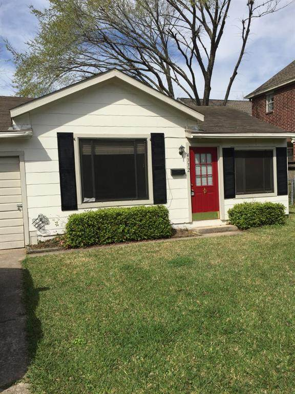 4332 Verone Street, Bellaire, TX 77401 (MLS #18675787) :: Christy Buck Team