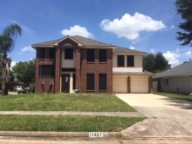 11407 Gullwood Drive, Houston, TX 77089 (MLS #18814839) :: Grayson-Patton Team