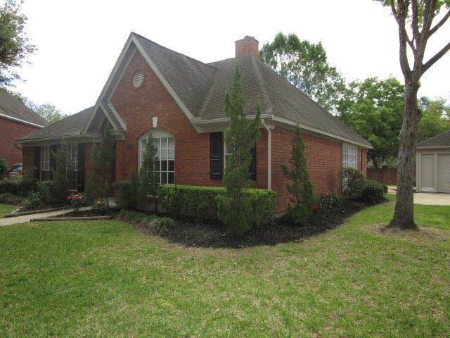 5026 Moss Run Drive, Missouri City, TX 77459 (MLS #18843987) :: The Home Branch