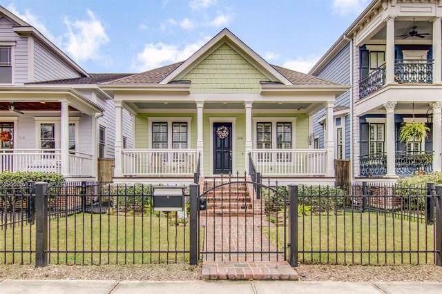 326 W 17th Street, Houston, TX 77008 (MLS #18889871) :: Texas Home Shop Realty