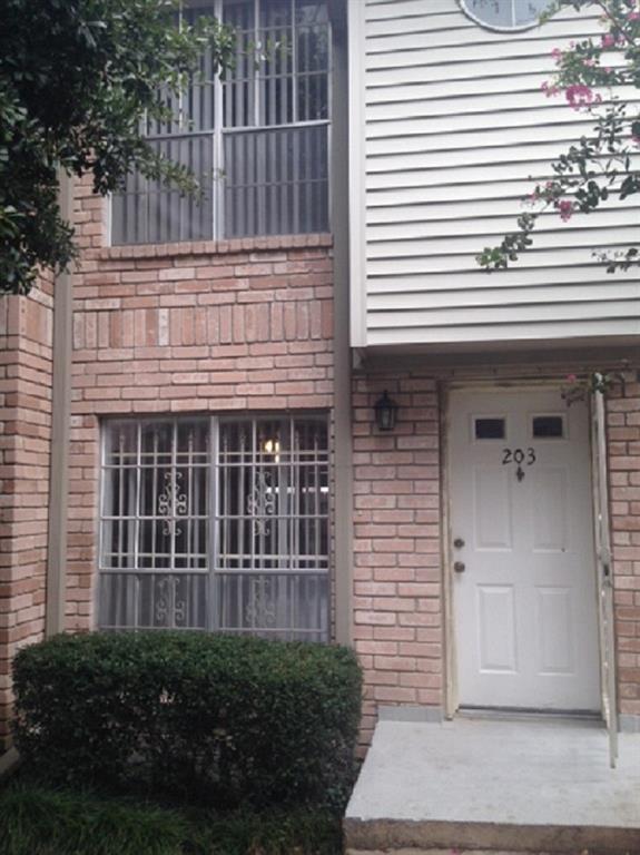 3100 Jeanetta Street #203, Houston, TX 77063 (MLS #19042298) :: Krueger Real Estate