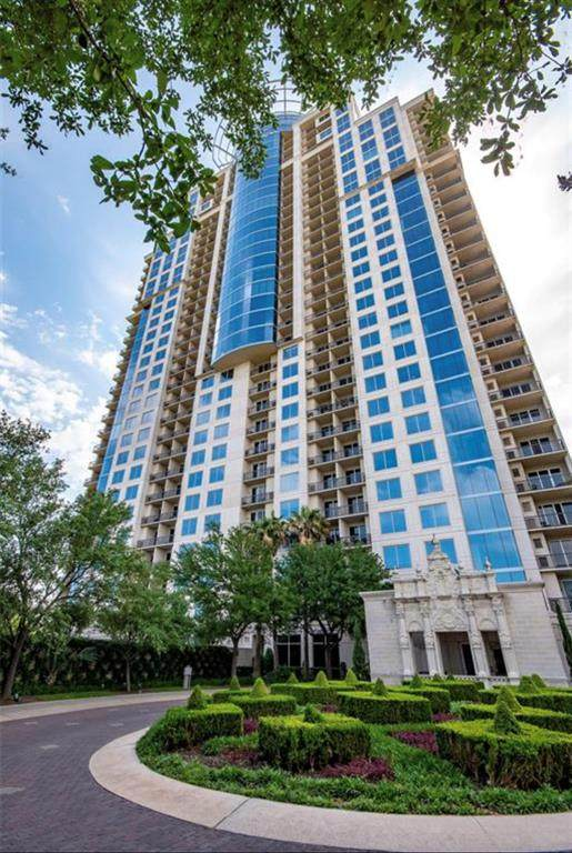 3333 Allen Parkway #1708, Houston, TX 77019 (MLS #19205918) :: My BCS Home Real Estate Group