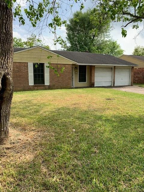 3719 Westhampton Drive, Houston, TX 77045 (MLS #19237911) :: The Home Branch