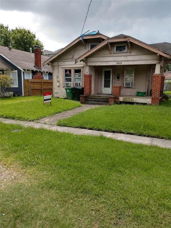 1102 Usener Street, Houston, TX 77009 (MLS #19666977) :: The SOLD by George Team