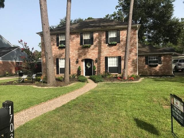 1703 Sweet Grass Trail, Houston, TX 77090 (MLS #19842665) :: The Heyl Group at Keller Williams