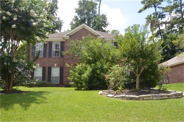 103 N Rockfern Court, The Woodlands, TX 77380 (MLS #20074070) :: Krueger Real Estate