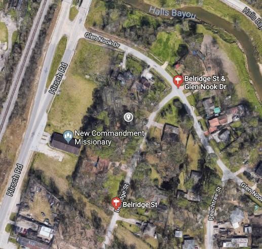 0 Belridge Street, Houston, TX 77016 (MLS #202589) :: Texas Home Shop Realty