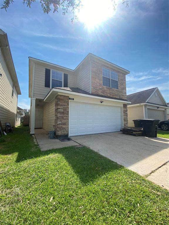 7831 Winding Creek View, Houston, TX 77072 (MLS #20549185) :: All Cities USA Realty