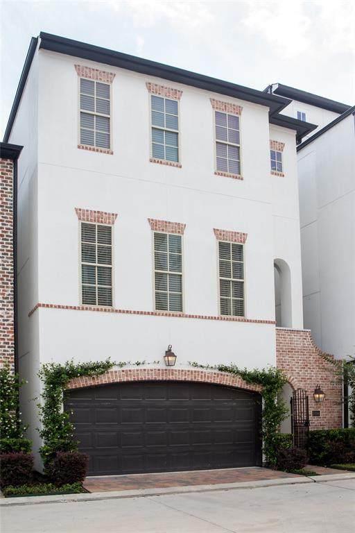 2716 Cohn Garden, Houston, TX 77007 (MLS #20594027) :: Keller Williams Realty