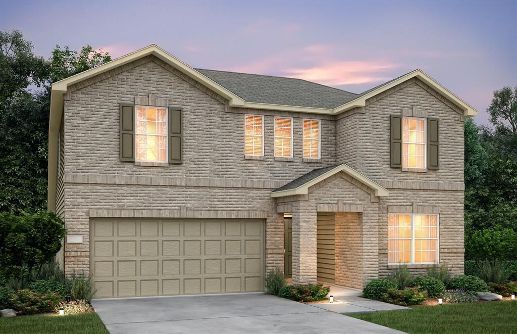 2186 Lost Timbers Drive, Conroe, TX 77304 (MLS #20686196) :: Ellison Real  Estate Team