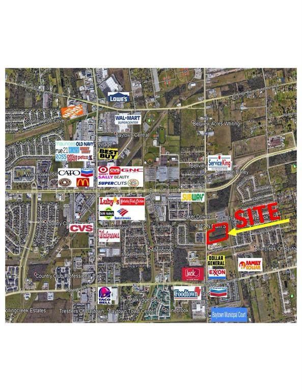 4122 N North Main Street, Baytown, TX 77521 (MLS #20799252) :: Green Residential