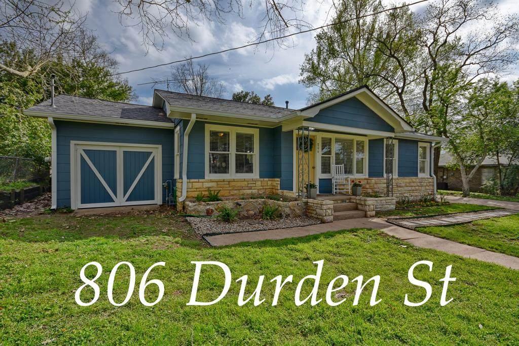 806 Durden Street - Photo 1