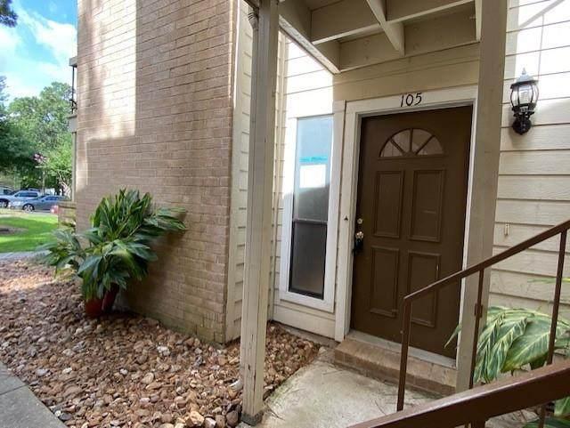 3500 Tangle Brush Drive #105, The Woodlands, TX 77381 (MLS #21012145) :: Parodi Group Real Estate