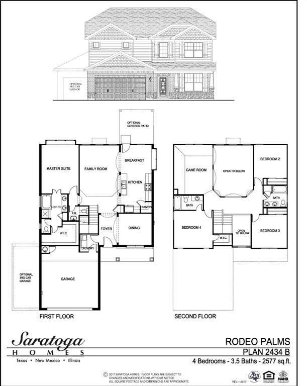 57 Alyssa Palms Drive, Manvel, TX 77578 (MLS #21063011) :: Texas Home Shop Realty