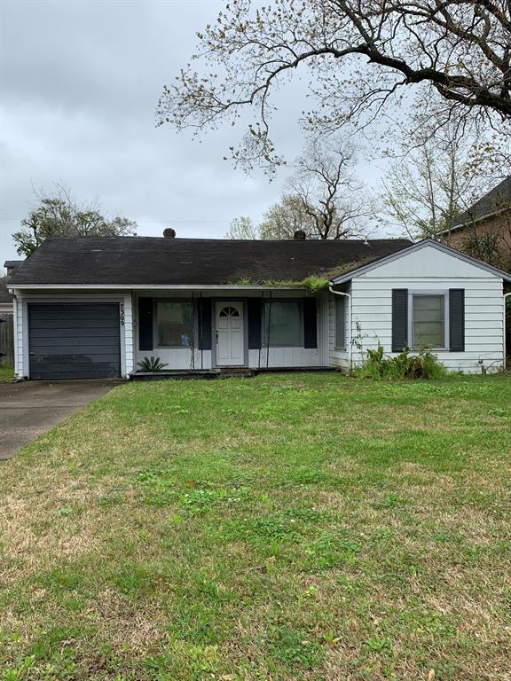 7309 S Rice Avenue, Bellaire, TX 77401 (MLS #21195255) :: Fairwater Westmont Real Estate