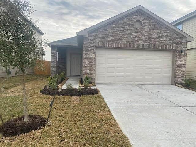 13320 Myrtle Meadow Lane, Houston, TX 77048 (MLS #21516145) :: The Bly Team