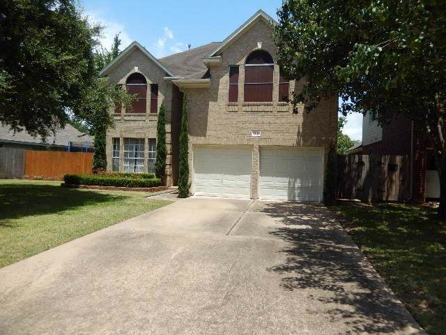 15110 Hard Rock Drive, Houston, TX 77084 (MLS #21529049) :: Texas Home Shop Realty