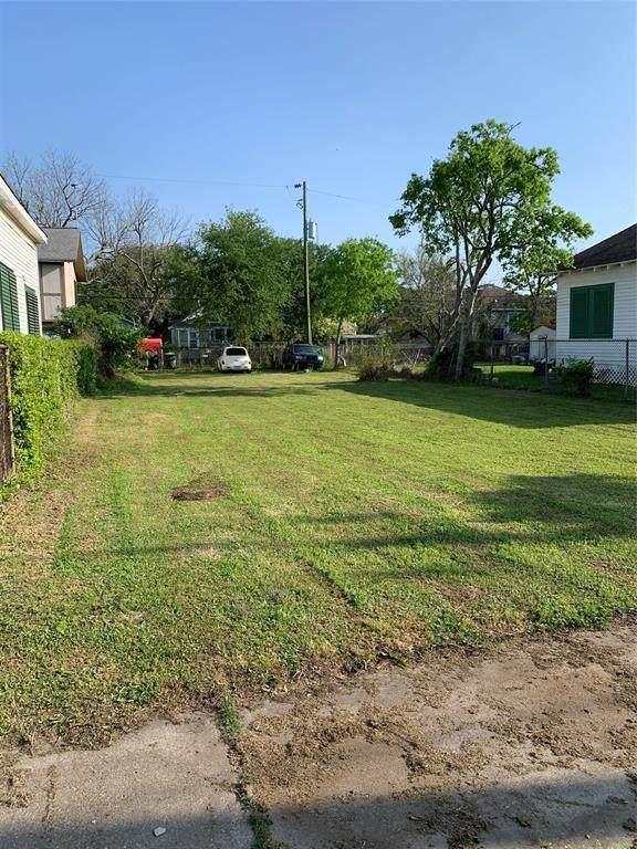 3615 Avenue N N, Galveston, TX 77550 (MLS #21564608) :: The Sansone Group