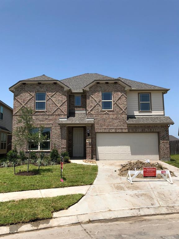 1424 Travis Bluff Court, League City, TX 77573 (MLS #21569326) :: The SOLD by George Team