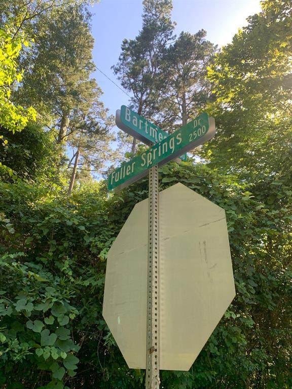 00 Fuller Springs Drive, Lufkin, TX 75901 (MLS #21633253) :: The Queen Team