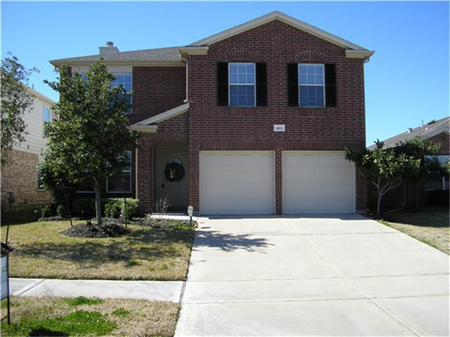 5803 Baldwin Elm Street, Richmond, TX 77407 (MLS #21792008) :: Fairwater Westmont Real Estate