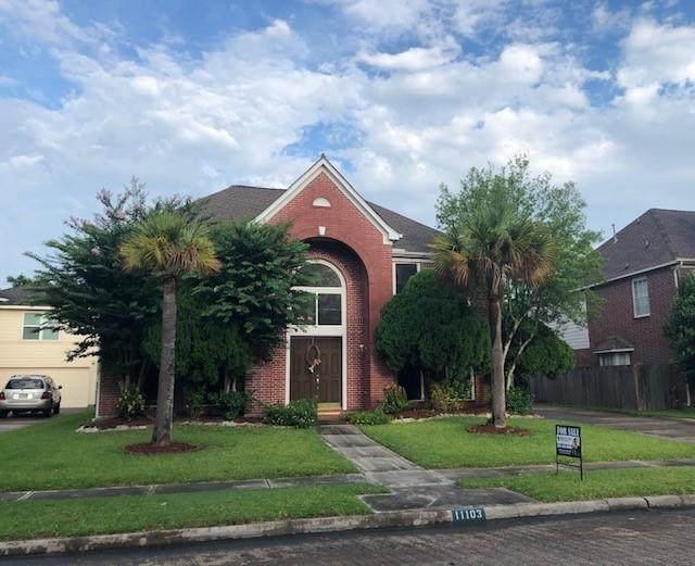 11103 Tulip Garden Court, Houston, TX 77065 (MLS #21908875) :: The Property Guys