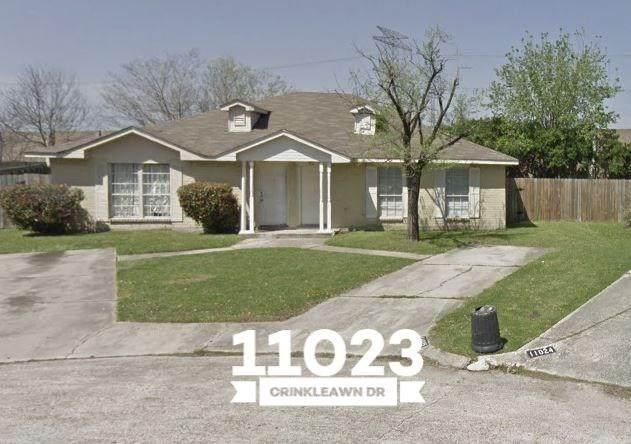 11023 Crinkleawn Drive, Houston, TX 77086 (MLS #21909604) :: Lerner Realty Solutions