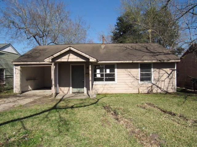 10625 Munn Street, Houston, TX 77029 (MLS #21914592) :: Green Residential