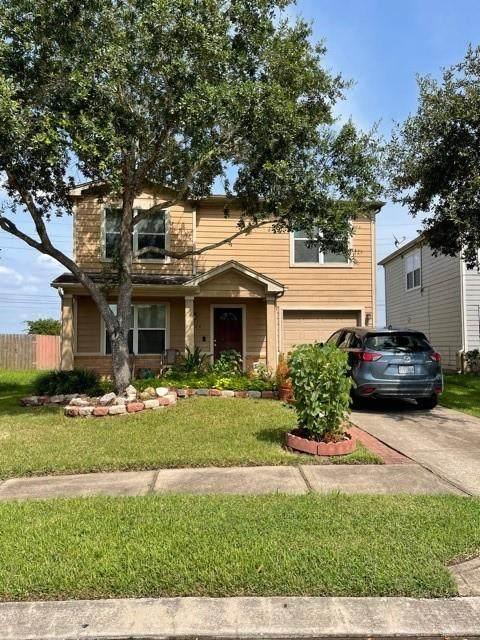 3203 Becker Glen Street, Fresno, TX 77545 (MLS #21995650) :: The Wendy Sherman Team