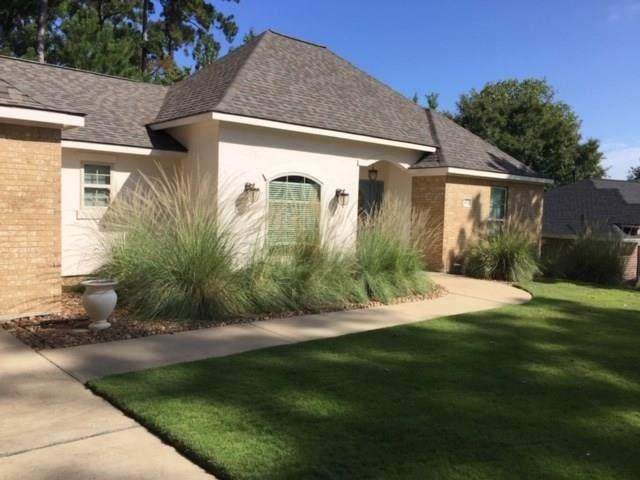 845 Overbrook Drive, Huntsville, TX 77340 (MLS #22023083) :: CORE Realty