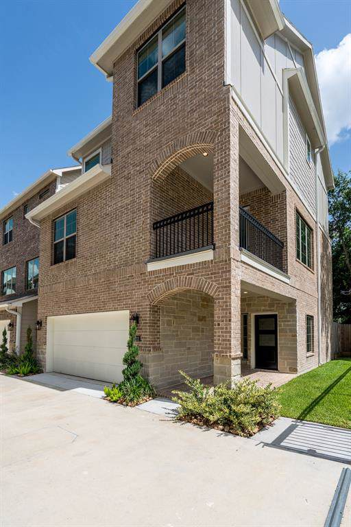 1212 Murrayhill Drive, Houston, TX 77043 (MLS #22079384) :: The Heyl Group at Keller Williams