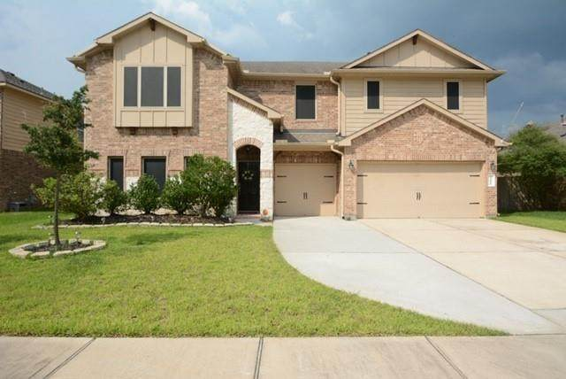 22806 Dale River Road, Tomball, TX 77375 (MLS #22107817) :: Texas Home Shop Realty