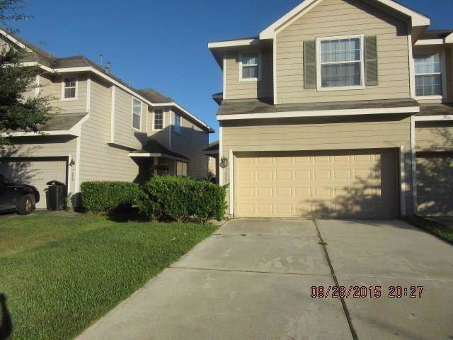 14402 Fairbuff Lane, Houston, TX 77014 (MLS #22159446) :: The SOLD by George Team