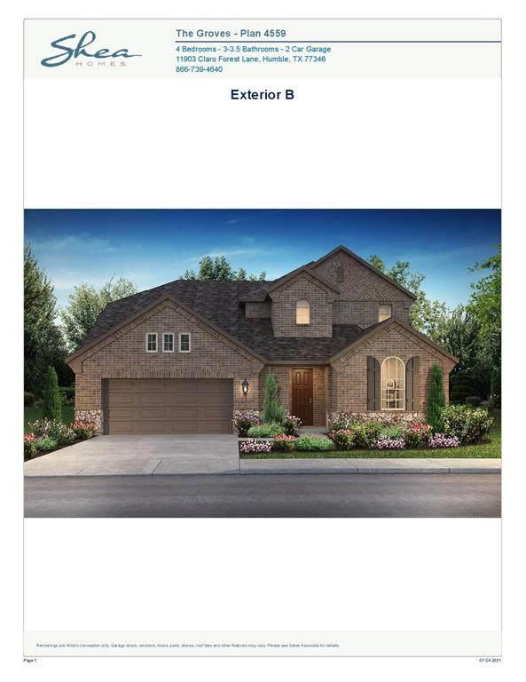 16914 Kyler Creek, Humble, TX 77346 (MLS #22329508) :: The Property Guys
