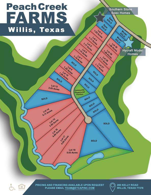 150 Quiet Springs Trail, Willis, TX 77378 (MLS #22352852) :: The Parodi Team at Realty Associates