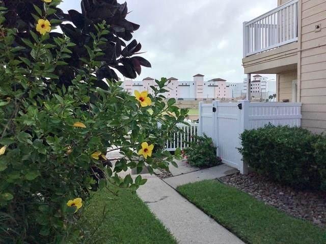 3506 Cove View Boulevard #213, Galveston, TX 77554 (MLS #22402909) :: Homemax Properties