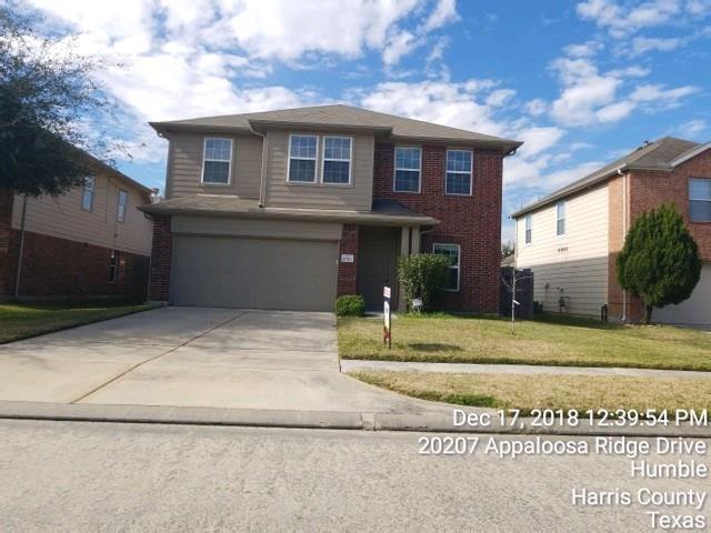 20211 Appaloosa Ridge Drive, Humble, TX 77338 (MLS #22957974) :: Texas Home Shop Realty