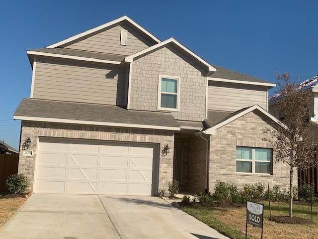 13429 Diamond Reef Lane, Texas City, TX 77568 (MLS #23052049) :: The Bly Team
