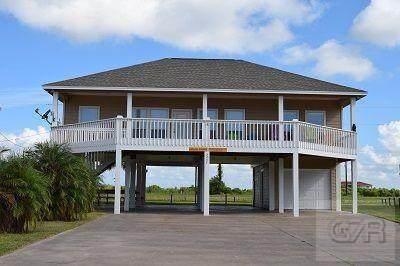 3237 Castle Drive, Crystal Beach, TX 77650 (MLS #23565184) :: Ellison Real Estate Team