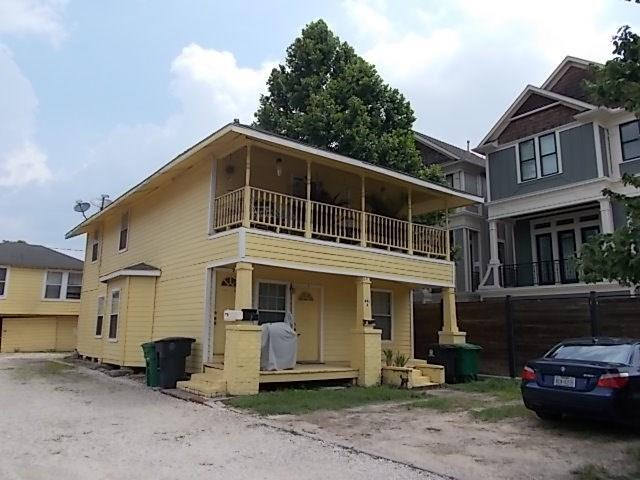 641 W 17th St, Houston, TX 77008 (MLS #23674265) :: Texas Home Shop Realty